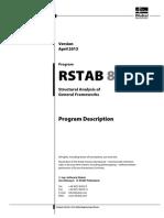 RSTAB8