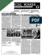 Industrial Worker - Issue #1761, December 2013