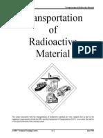 Transportul deseurilor radioactive