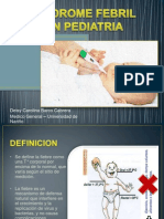 Sindrome Febril en Pediatria 2