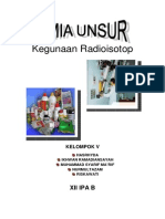 Kegunaan Radioisotop Klp 5
