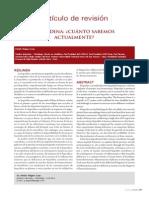 Hepcidina y Metabolismo Del Hierro
