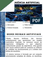 @ - Redes Neurais Artificiais