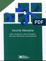 ANGENOT-TEORÍA LITERARIA