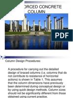 design column