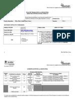 DIP Plan de Trabajo 2014-1