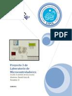 Informe Proyecto 3 David Vaca