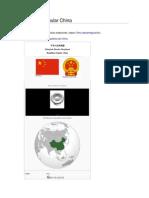 República Popular Chin1
