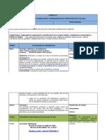 actividades de aprendizaje para el proyecto de aula - formato 03