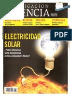 Investigacion y Ciencia 378 - 0308 - Electricidad Solar