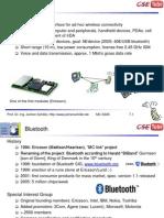 Bluetooth architecture
