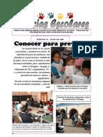 Noticias Escolares Nº 10