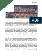 Nadavara Kinship with Vijayanagara, March of Patriots,  Chapter 6