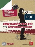 Documentales Para La Transformacion