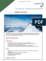 CAD−Konstrukteur (m_w) − Köln − StepStone
