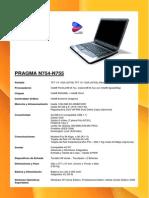 Ficha Técnica (N754-N755)