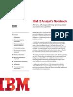 Ibm i2 Analyst Notebook