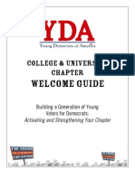 YDA Welcome Guide