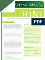 Informações sobre a Gripe A H1N1 - Hospital 9 de Julho