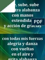 Sube La Alabanza-Guillermo Maldonado