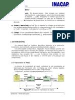 Comunicación y Redes de datos ECO703