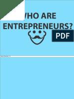 Lesson 2- Entrepreneurial Mindset