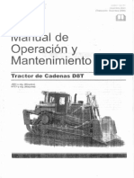 Manual de Operacion y Mantenimiento D8T