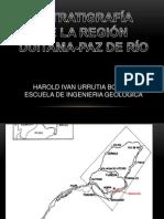 Geología Región