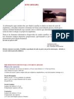 pré dimensionamento  modificações 2013  -  Fundamentos de estrut