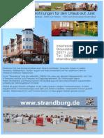 Strandburg Flyer 2014