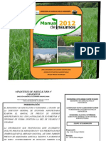 Manual de Insumos Agropecuarios 2012