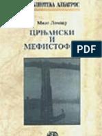 Milo Lompar - Crnjanski i Mefistofel