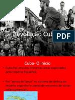 Cuba e a Revolução Cubana