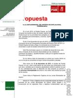 Propuesta - Plan Empleo - JMD Este Diciembre 2013