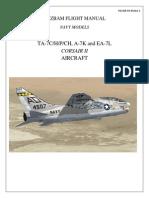 A-7 Corsair II Vol 3 Aircraft Manual