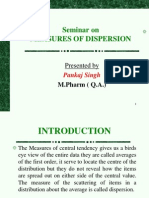 Dispersion Biostate