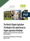 Willer Lernoud 2013 World of Organic