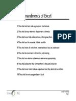 Stern Workshop7 Excel Modeling