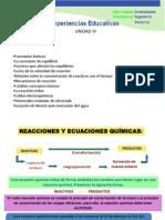 Quimica Basica Unidad Vl