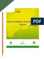 Cultura Ciudadana y Entendimiento Del Entorno