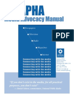 American Public Health Assn Media_Advocacy_Manual