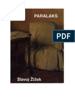 Slavoj Zizek - Paralaks
