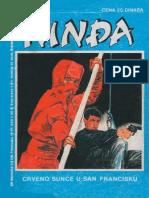 Nindja 098 - Derek Finegan - Crveno Sunce u San Francisku (Kostadinovski & Emeri)(3.9 MB)
