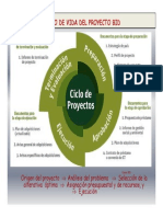Ciclo Vida Proyecto Social