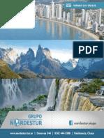 Muestra Brochure 2014 Nordestur