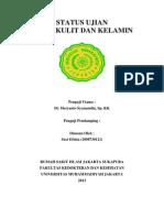 Cover Ujian Kulit