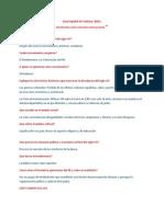 Guía Español de mañana
