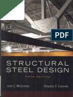 Structural Steel Design, 5th Ed كتاب ستيل