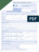 impôt 2013