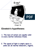 Physics 100 Chapt 19